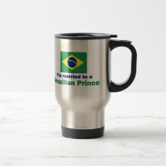 Married to a Brazilian Prince Mug