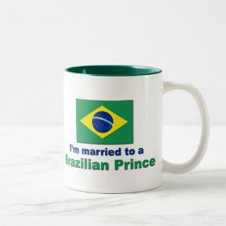 Married to a Brazilian Prince Mugs