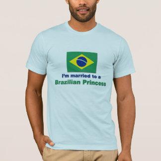 Married to a Brazilian Princess T-Shirt