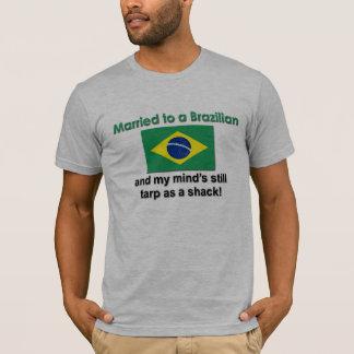 Married to a Brazilian T-Shirt
