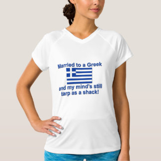 Married to a Greek T-Shirt