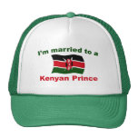 Married To A Kenyan Prince Hats