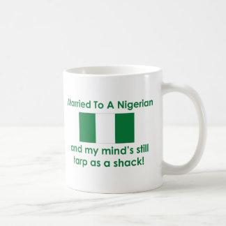 Married to a Nigerian Coffee Mug