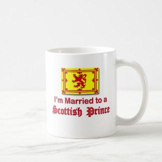 Married to a Scottish Prince Coffee Mug