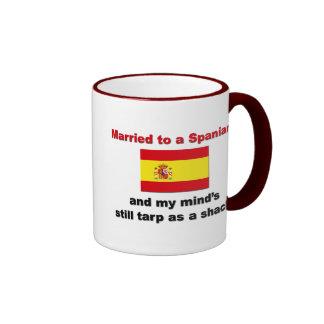 Married to a Spaniard Mugs