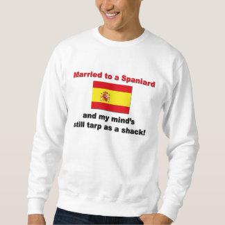 Married to a Spaniard Sweatshirt