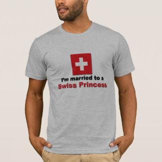 Married to a Swiss Princess T-Shirt