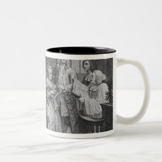 Married to an Old Maid Mugs