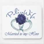 Married to my Hero Mousepad