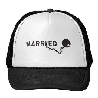 Married Trucker Hat