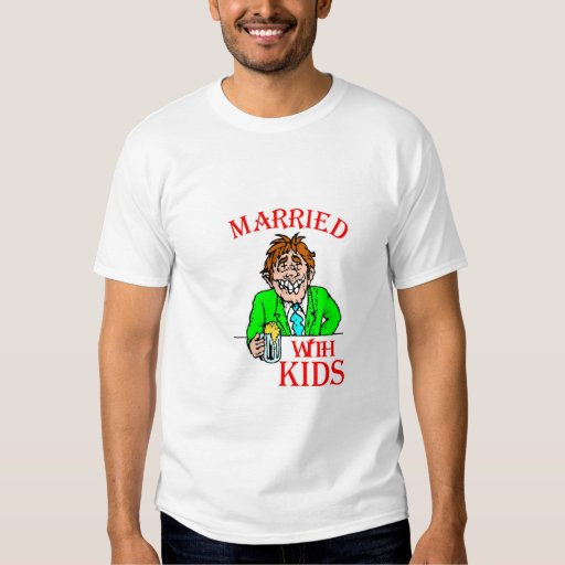 Married with Kids Tshirt