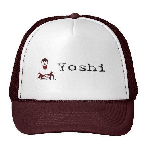 Marrón del gorra de Yoshi