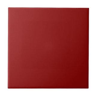 Marrón del rojo de vino tejas  cerámicas