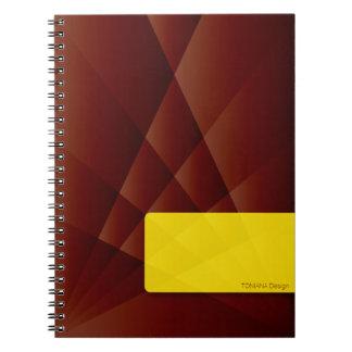 Marrón Cuaderno