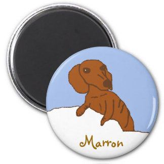 marrondrawing, Marron Magnet