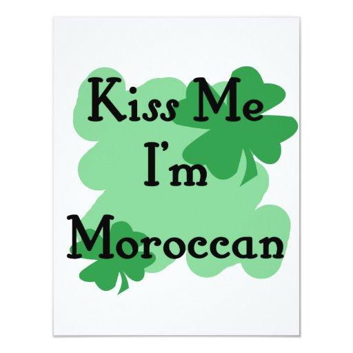 """Marroquí Invitación 4.25"""" X 5.5"""""""
