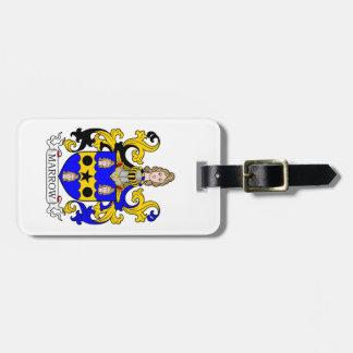 Marrow Coat of Arms II Bag Tag