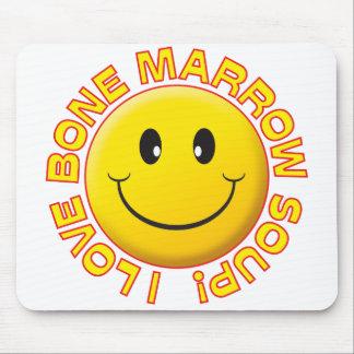 Marrow Soup Smile Mouse Pad
