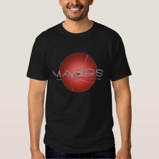 MARRS - Black Shirt- Retail West Logo- 12-2006 Tees