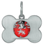 Marrs Coat of Arms Pet Name Tags