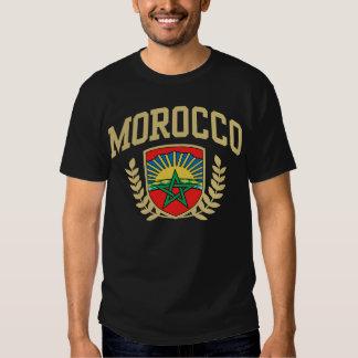Marruecos Camisas