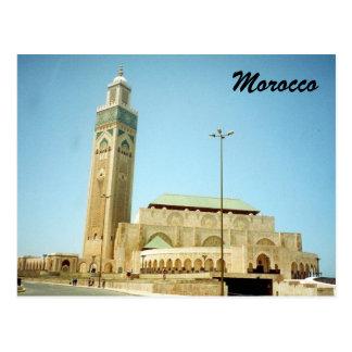 Marruecos hassan tarjetas postales