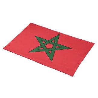 Marruecos Mantel Individual