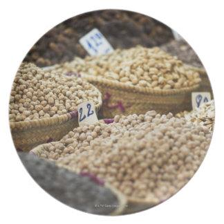 Marruecos, Marrakesh, el Medina, producción local  Platos De Comidas