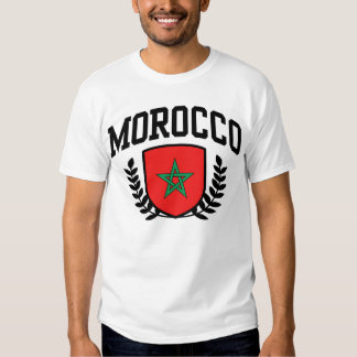 Marruecos Playera
