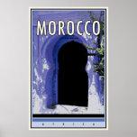 Marruecos Poster