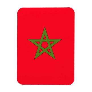 Marruecos Rectangle Magnet