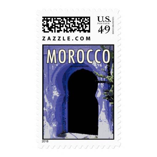 Marruecos Sello