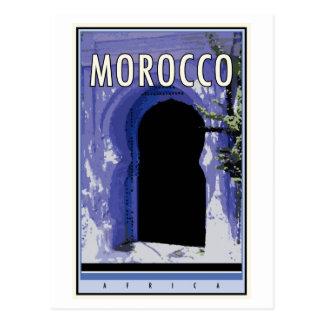 Marruecos Tarjeta Postal