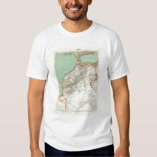 Marruecos y Argelia Polera