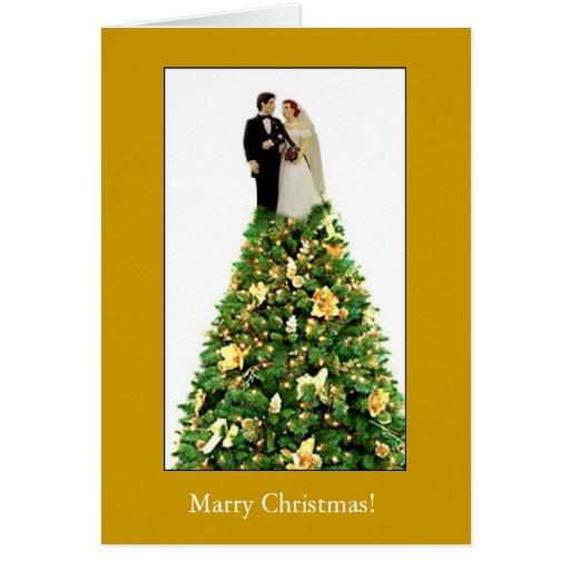 Marry Christmas! Card
