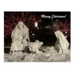 Marry Christmas! Post Cards