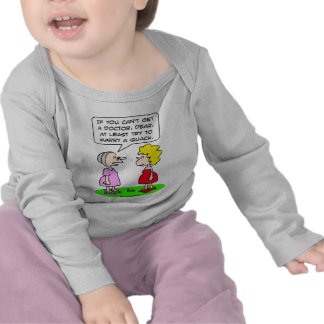 marry doctor quack marriage t shirt