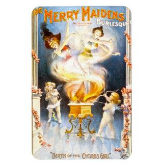 Marry Maidens, Premium Magnet