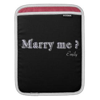 Marry me 11' Macbook Air Sleeve