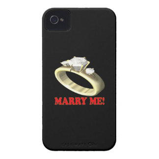 Marry Me Case-Mate iPhone 4 Case