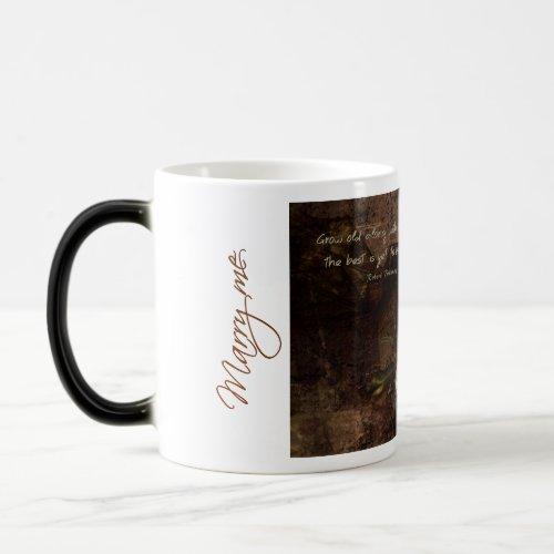 Marry Me Morphing Mug mug