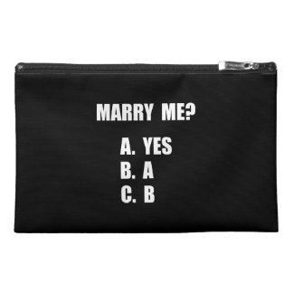 Marry Me Travel Accessories Bag