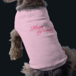 """Marry my Daddy Tee<br><div class=""""desc"""">&quot;Marry My Daddy&quot; Pink Dog Shirt</div>"""