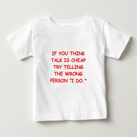 MARRY.png Baby T-Shirt