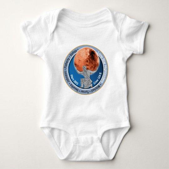 Mars 101 Crew 128B Baby Bodysuit