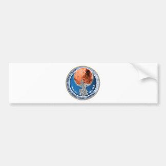 Mars 101 Crew 128B Car Bumper Sticker