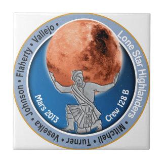 Mars 101 Crew 128B Ceramic Tile