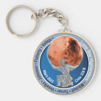 Mars 101 Crew 128B Key Chains