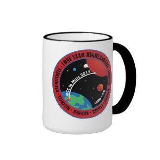 Mars 101 Crew Coffee Cup 2011
