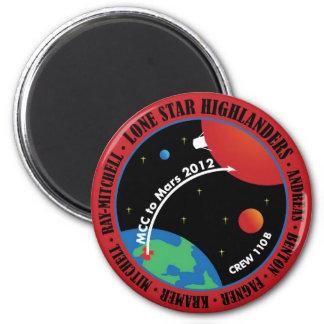 Mars 101 Magnet 2011